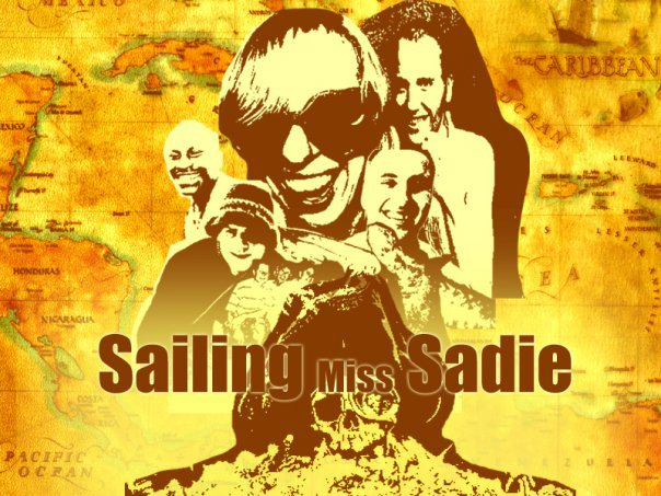 Sailing Miss Sadie